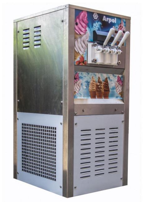 Maszyna do lodów włoskich - model 240A